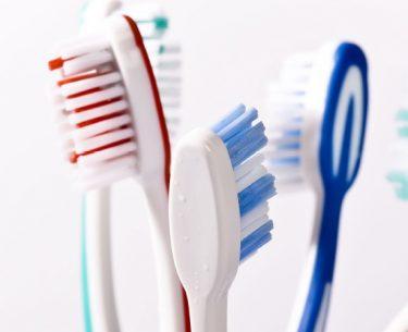 Toothbrush Bristle by Dr Raymond Lim