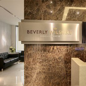 BEVERLY WILSHIRE MEDICAL CENTRE