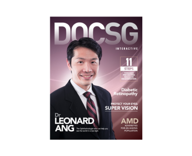 Interactive Magazine – Dr Leonard Ang The Ophtamologist who can help you see the world in a new light