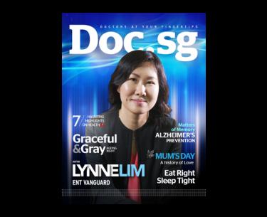 Interactive Magazine – Dr Lynne Lim The ENT Vanguard