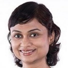 Radhika Lakshmanan